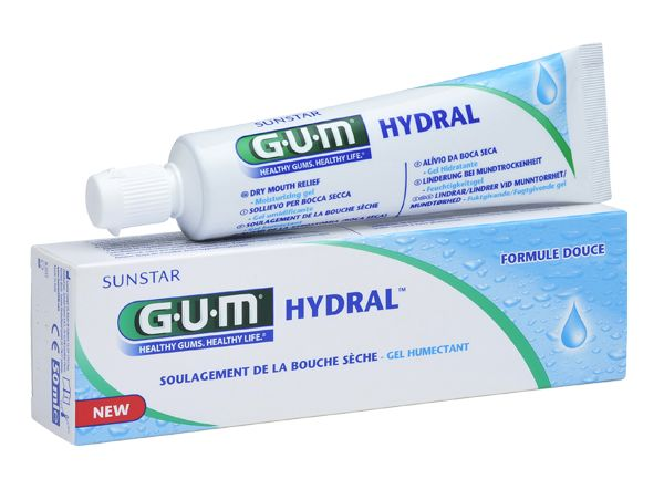 Image of Gum Gum Hydral Bevochtigingsgel - 50 Ml