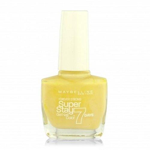 MAYBELLINE Maybelline Superstay 7days Nagellak 22 Lookout Lemon - 1 Stuks