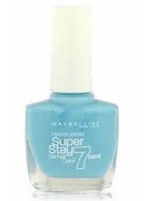 MAYBELLINE MAYBELLINE SUPERSTAY 7DAYS NAGELLAK 20 UPTOWN BLUE - 1 STUKS