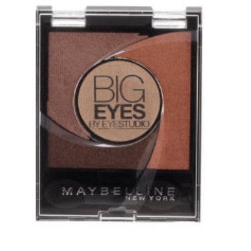 MAYBELLINE Maybelline Eye Studio Big Eyes 01 Luminious Brown Oogschaduw - 1 Stuks