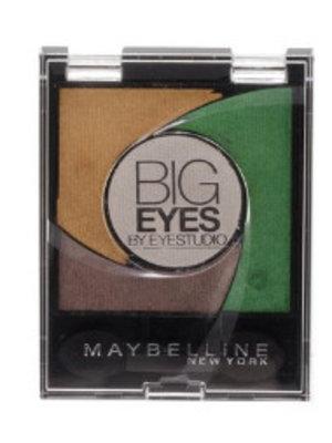 MAYBELLINE MAYBELLINE EYE STUDIO BIG EYES 02 LUMINOUS GRASS OOGSCHADUW - 1 STUKS