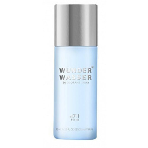 4711. 4711 Wunderwasser Deodorant Spray For Her - 75 Ml