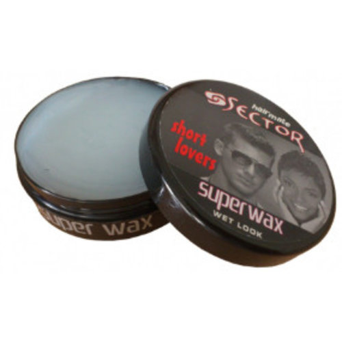 Sector Sector Super Wax Wet Look - 150 Ml