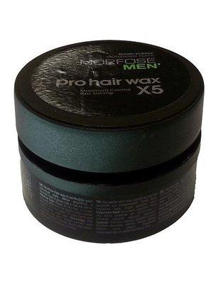 Morfose Morfose Men Pro Hair Wax X5 -150ml