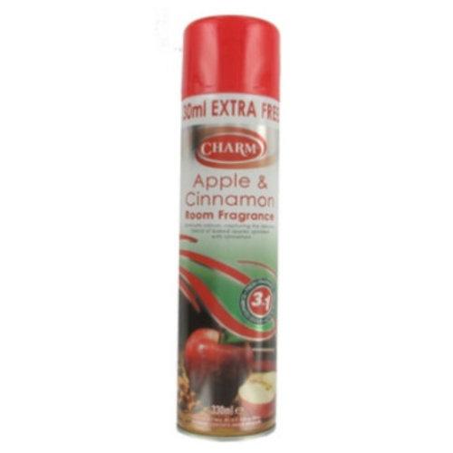Charm Charm Toiletspray Apple & Cinnamon - 250ml