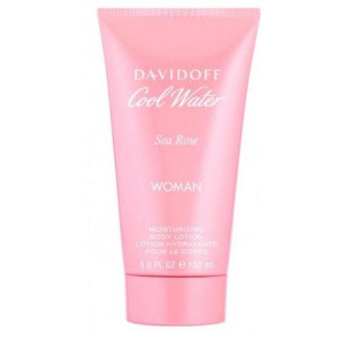 DAVIDOFF Davidoff Cool Water Sea Rose Women Bodylotion - 150 Ml