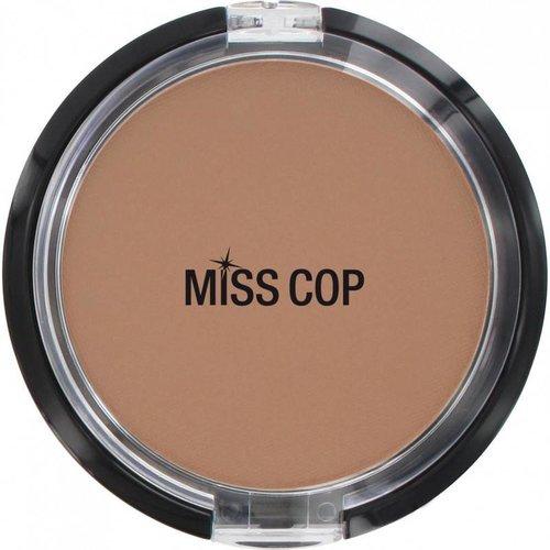 Miss Cop MISS COP COMPACT POWDER BEIGE FONCE 04 - 1 STUKS