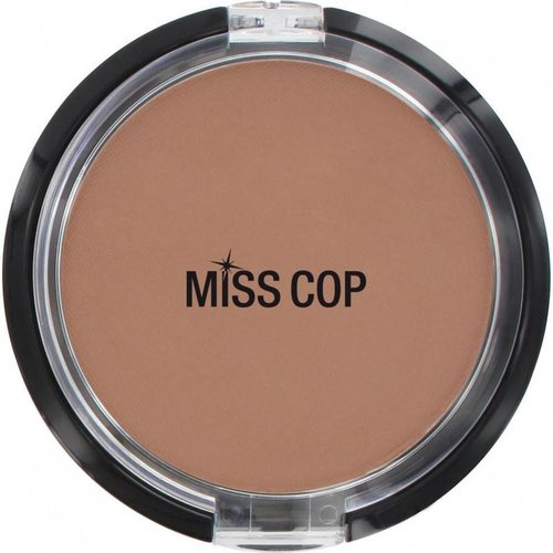 Miss Cop MISS COP COMPACT POWDER BEIGE CHOCOLATE 05 - 1 STUKS