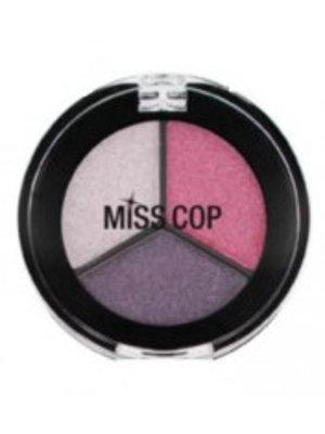 Miss Cop Miss Cop Trio Eyeshadow Nr 18 - 1 Stuks