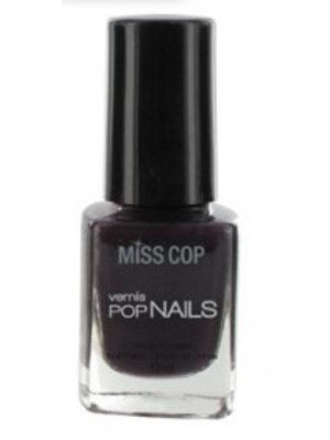 Miss Cop MISS COP NAGELLAK POP NAILS AUBERGINE NR 41 - 1 STUKS