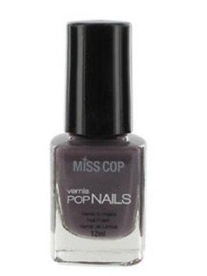 Miss Cop MISS COP NAGELLAK POP NAILS SMOKY GREY NR 40 - 1 STUKS