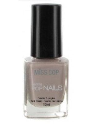Miss Cop MISS COP NAGELLAK POP NAILS GRIS MEDIUM NR 38 - 1 STUKS