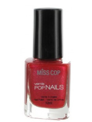 Miss Cop MISS COP NAGELLAK POP NAILS ROUGE NACRE NR 36 - 1 STUKS