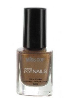 Miss Cop MISS COP NAGELLAK POP NAILS MARRON DORE NR 24 - 1 STUKS