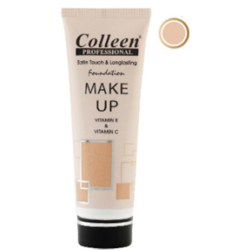 Colleen COLLEEN SATIN TOUCH & LONG LASTING FOUNDATION - NR 06