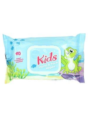 Sence Sence Kids Hand & Gezichtsdoekjes - 40 Stuks