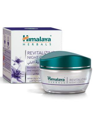 Himalaya Himalaya Vochtbalans Nachtcreme - 50 Gram