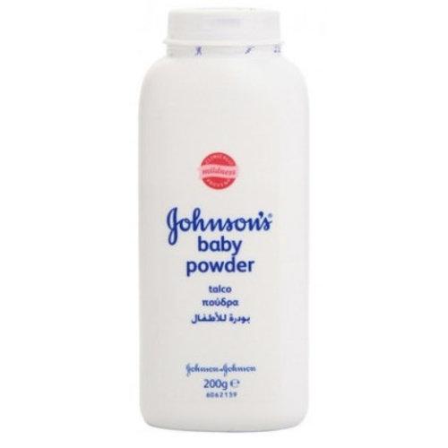 Johnson's Johnson's Babypoeder 200 Gram