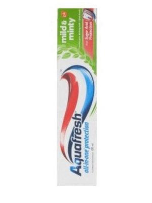 Aquafresh Aquafresh Tandpasta Mild & Minty - 100 Ml