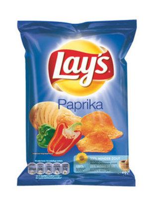 Lays Lays Paprika - 40 Gram