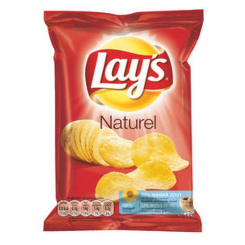 Lays Lays Naturel - 40 Gram
