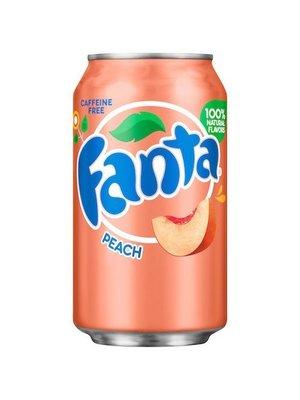 Fanta Fanta  Perzik 355 ml