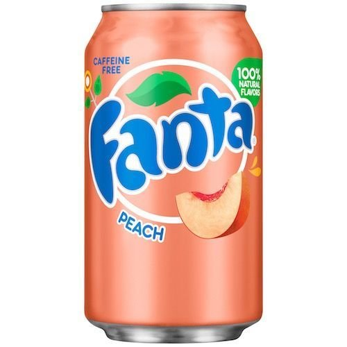 Fanta Fanta Peach - 355 Ml