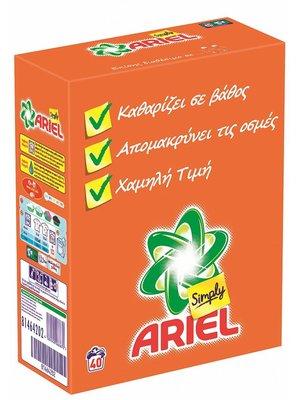 Ariel Ariel Waspoeder 40 Wasbeurten - 2.6 Kg