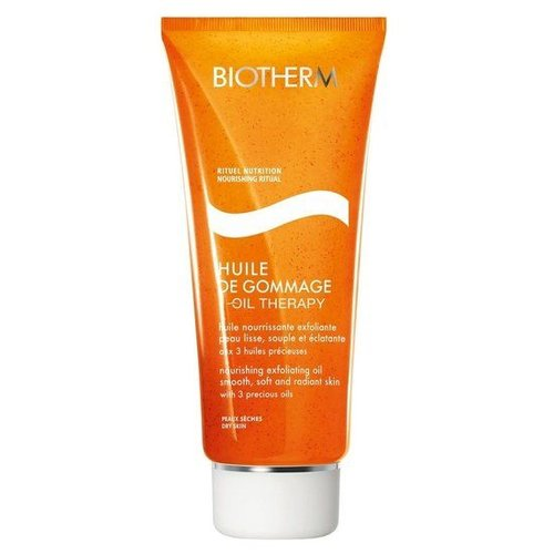 Biotherm Biotherm Baume Corps Oil Therapy Nourishing Exfoliating Oil Douchegel - 200 Ml