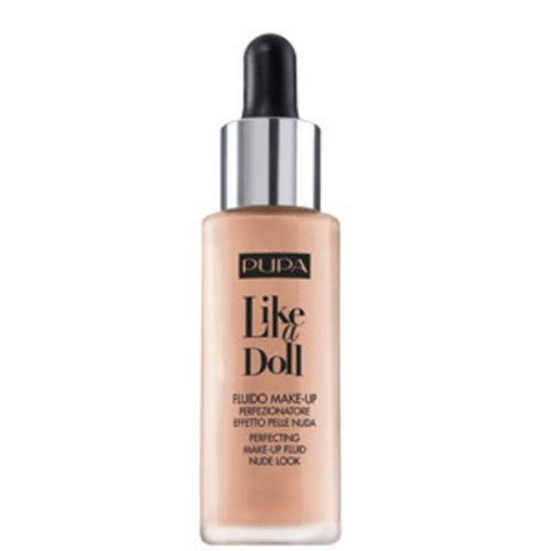 Pupa PUPA MILANO LIKE A DOLL FOUNDATION 060 GOLDEN BEIGE - 30 ML