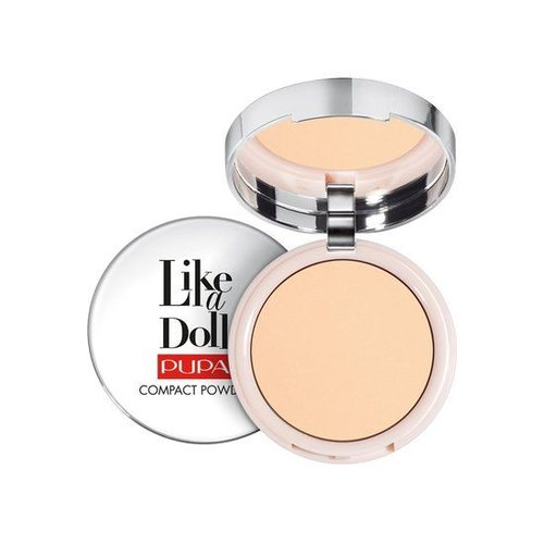 Pupa PUPA LIKE A DOLL COMPACT POWDER 008 SWEET VANILLA - 1 STUKS