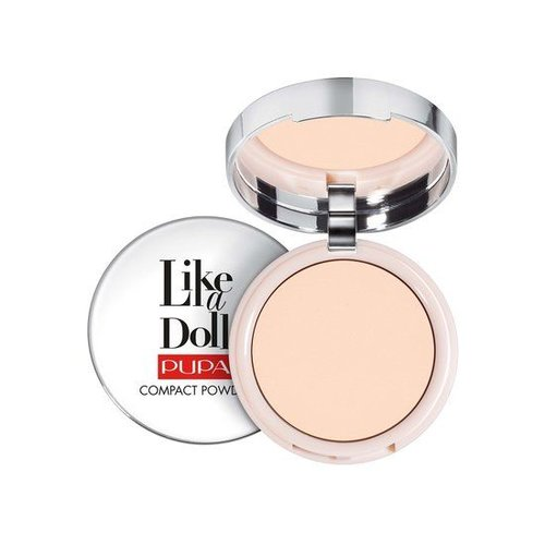 Pupa PUPA LIKE A DOLL COMPACT POWDER 001 PORCELAIN - 1 STUKS