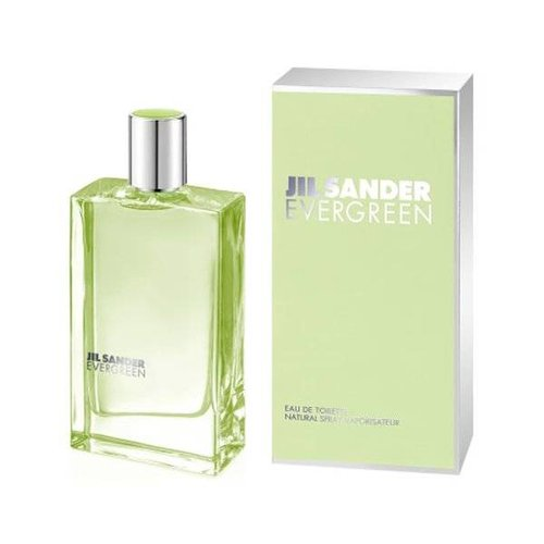 JIL SANDER Jil Sander Evergreen Edt Spray - 30 Ml
