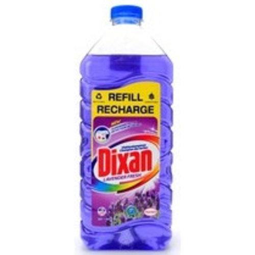 Dixan Dixan Lavendel Vloeibaar 28 Wasbeurten - 1.85 Liter