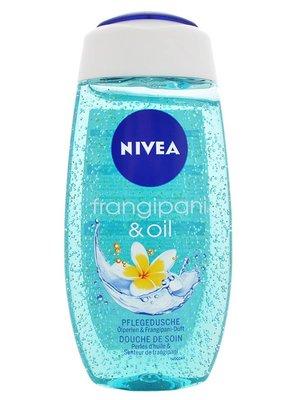 Nivea Nivea Douchegel Frangipani & Olie - 250 Ml