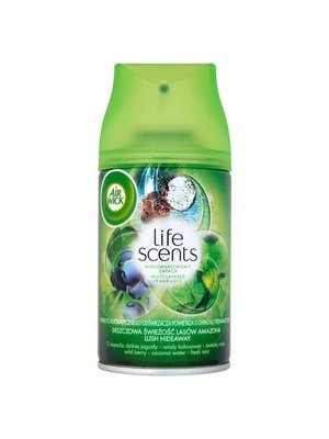 Airwick Airwick Freshmatic Navul Life Scents Lush Hideaway - 250 Ml