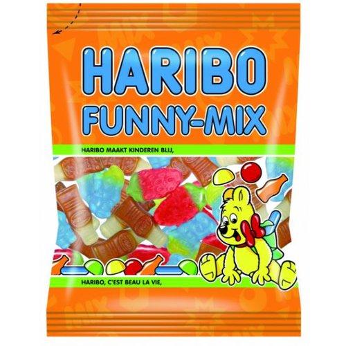 Haribo Haribo Funny Mix - 75 Gram