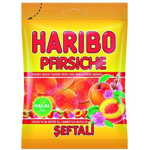 Haribo Haribo Perzik Halal - 100 Gram