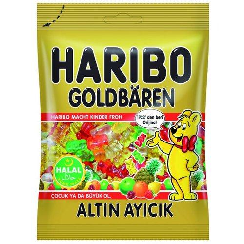 Haribo Haribo Gouden Beren Halal - 100 Gram