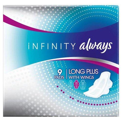 Always Always Infinity Long Plus - 9 Stuks UITVERKOCHT