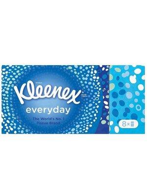 Kleenex Kleenex Zakdoekjes Everyday - 8 Stuks