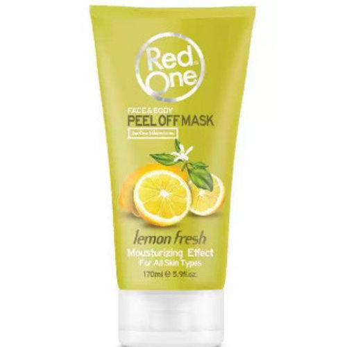 Red one Red One Face & Body Peel Off Mask Lemon Fresh - 170 Ml