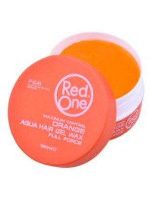 Red one Red One Oranje Haar Wax - 150ml