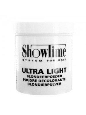 Showtime Showtime Ultralight Blondeerpoeder 200 Gram
