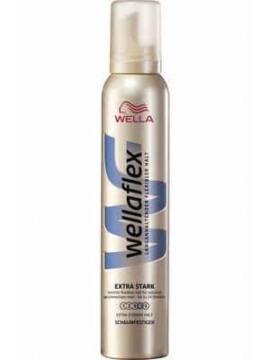 Wella Wella Wellaflex Haarmousse Extra Sterk - 200 Ml