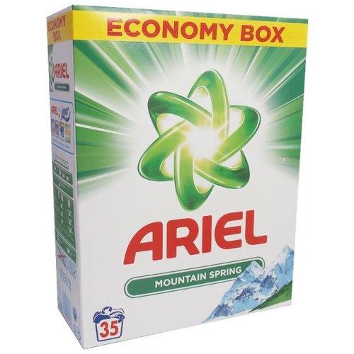 Ariel Ariel Waspoeder Witte Was 35 Wasbeurten - 2.6 Kg
