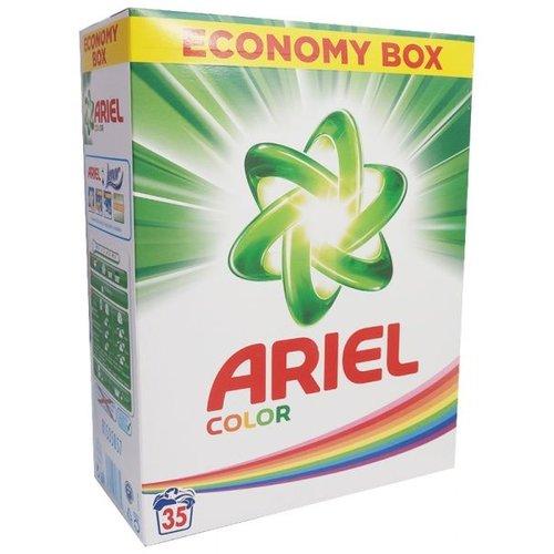 Ariel Ariel Waspoeder Voor Gekleurde Was 35 Wasbeurten - 2.6 Kg