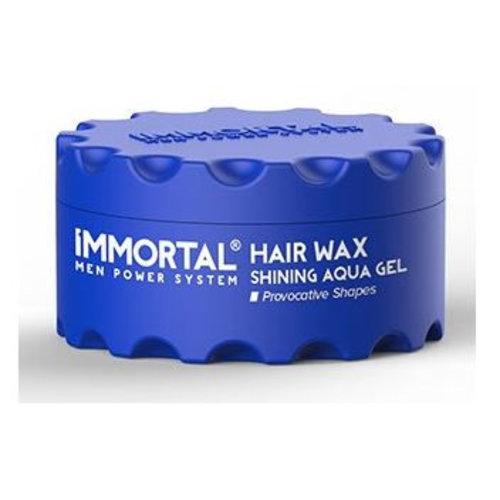 Immortal Immortal Hairwax Shining Aqua Gel 150 ml