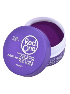 Red one Red One Paars Haar Wax - 150ml