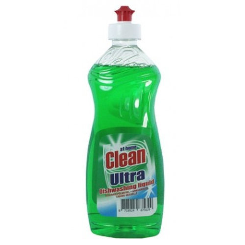 At Home At Home Clean Afwasmiddel Regular - 1 Liter